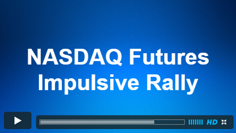 Nasdaq Futures Impulsive Rally