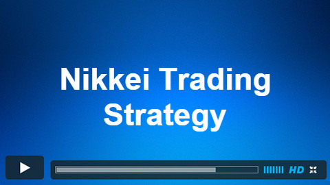 Nikkei Trading Strategy from 10/30 Live Trading Room