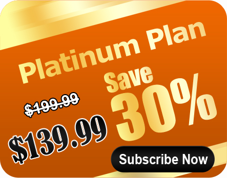 Platinum Plan for Christmas Weekend Offer