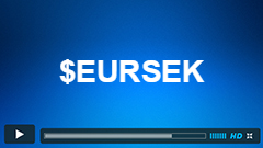 EURSEK Medium Term Elliottwave Analysis 12.1.2015