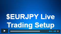 $EURJPY Live Trading Room Setup from 9/6