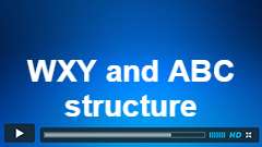 WXY and ABC Elliott Wave Structure