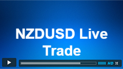 NZDUSD Trade from 7/20 Live Trading Room
