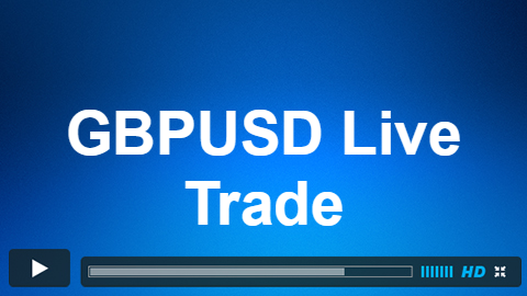 GBPUSD Trade from 7/20 Live Trading Room