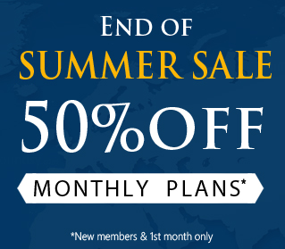 End Of Summer Sale Elliott Wave
