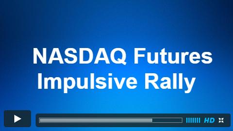 NASDAQ Futures: Impulsive Rally