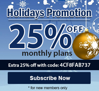 Holidays Promotion Elliott Wave