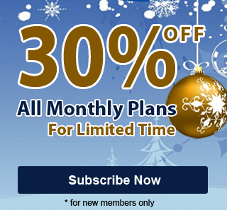 Elliott Wave 30% off All monthly plans
