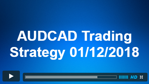 AUDCAD Trade from 12 Jan 2018 Live Trading Room