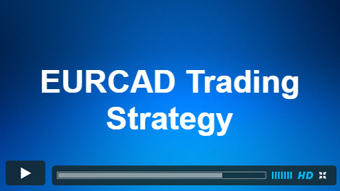 EURCAD Trade from 9 Jan 2018 Live Trading Room