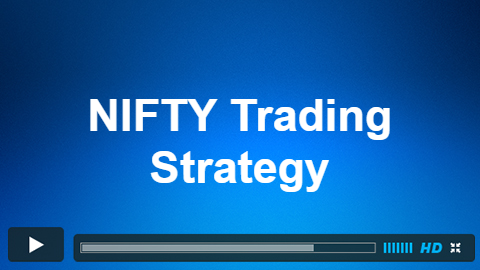 Nifty Trading Strategy from 16 Jan 2018 Live Trading Room