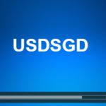 USDSGD: Bearish Elliott Wave Sequence