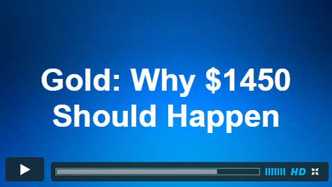 Gold: Why $1450 Should Happen