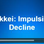 Nikkei Elliott Wave: 5 Waves Decline