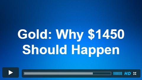 Gold: Why $1450 Should Happen