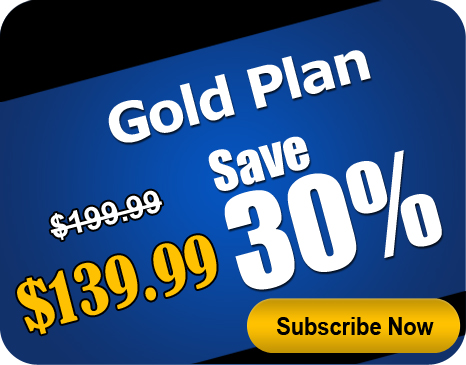 30% off Gold and Platinum Plans