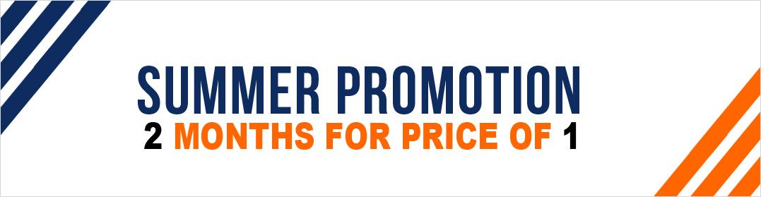 End of Month Promotion elliott wave