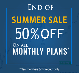 Elliott Wave End Of Summer Sale