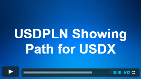 USDPLN: One More Time Calling The Path In The US Dollar