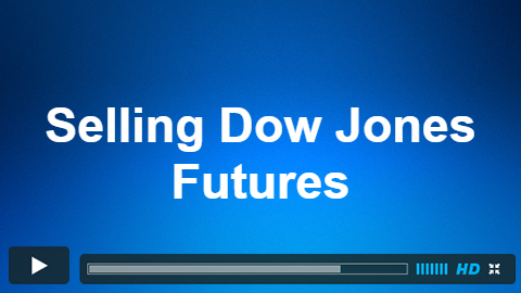 Elliott Wave Analysis: Forecasting The Decline In Dow Jones Futures