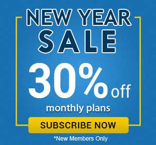 Elliott Wave New Year Sale