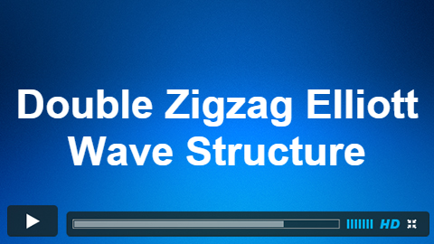 Sugar: Double Zigzag Elliott Wave Structure