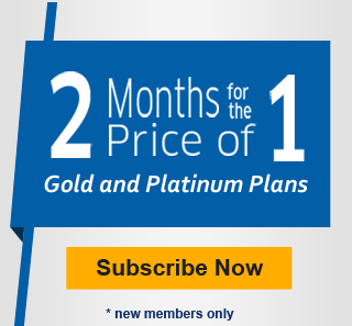 Buy 1 Month Get 1 Month FREE Elliott Wave