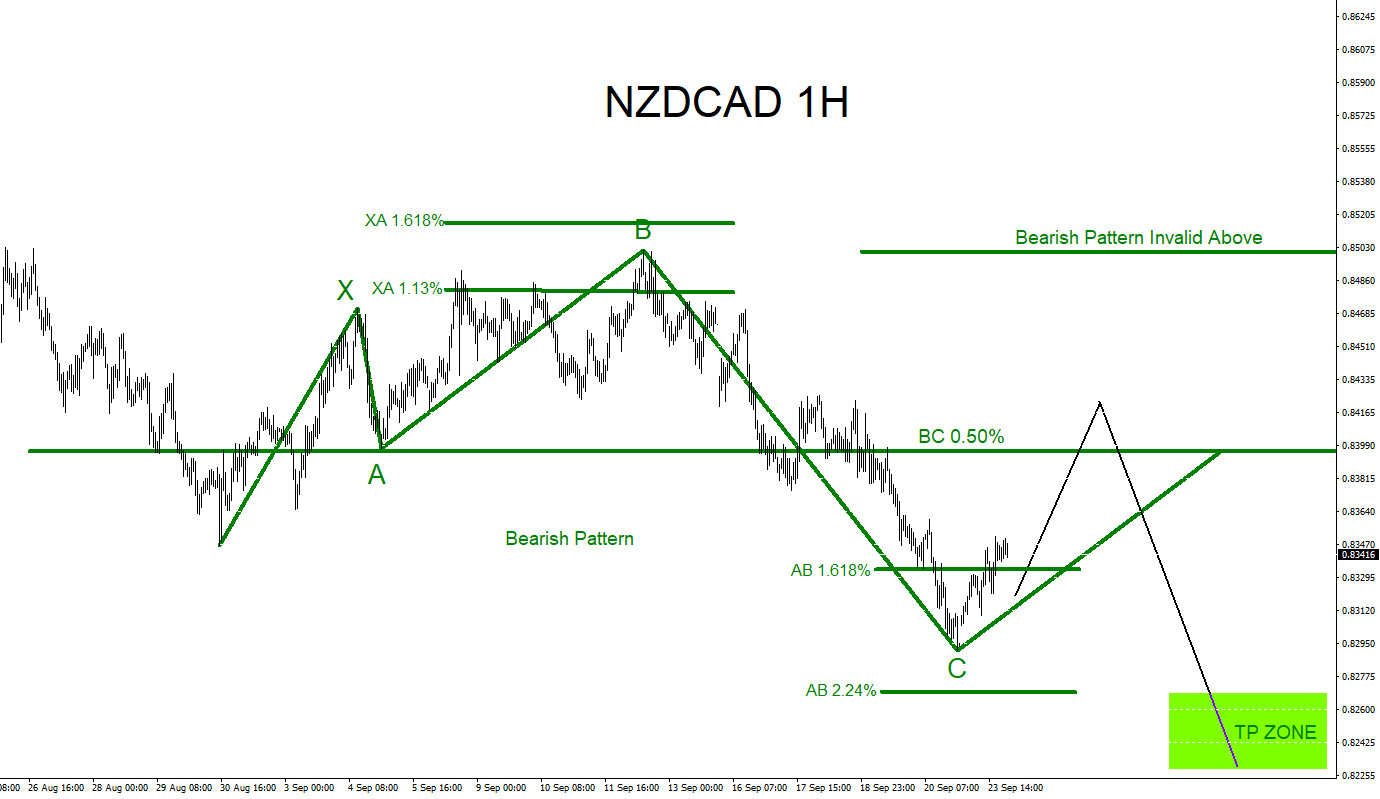 NZDCAD : Will the Pair Continue Lower?