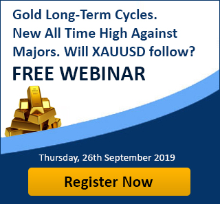Free Webinar – Gold Long-Term Cycles