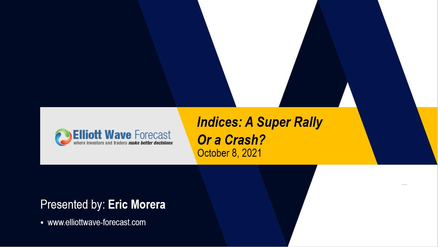 Webinar Recording – Indices Super Rally or Crash?